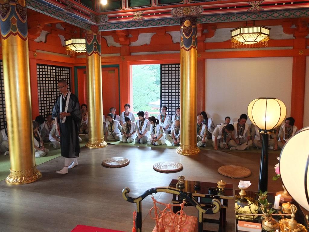 2014/08/30 スカウト法要・結縁灌頂